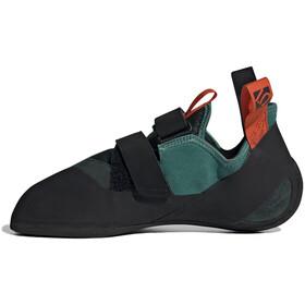 adidas Five Ten ASYM Climbing Shoes Herre active green/core black/active orange